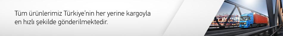 Tüm Türkiye'ye Hızlı Kargo