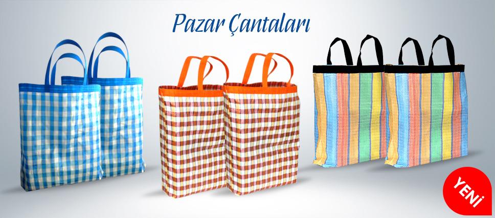 Pazar Çantaları